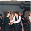 Me and Debbie dancing