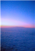 Sunrise at 33,000 Ft.