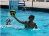 me on the ASU water polo team