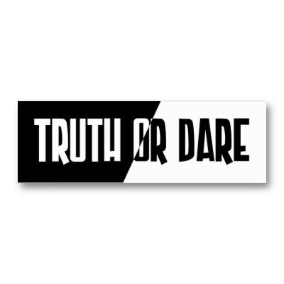 Femdom truth or dare stories
