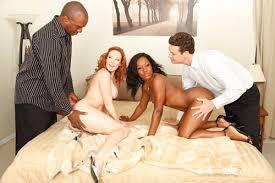 Anal sex foursome