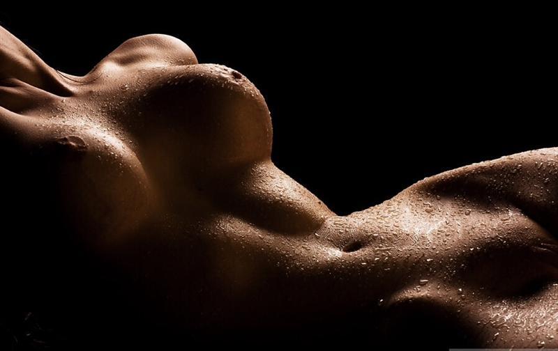 голое женское тело крупным планом - 7