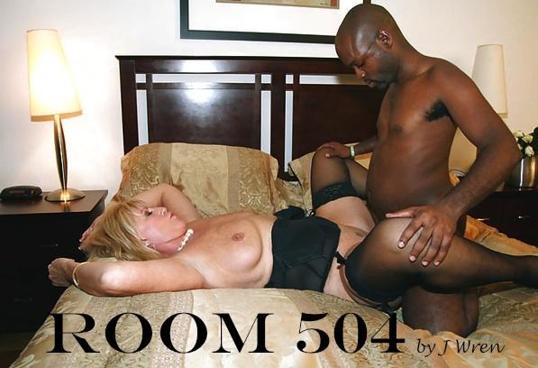 Interracial wife hotel sex