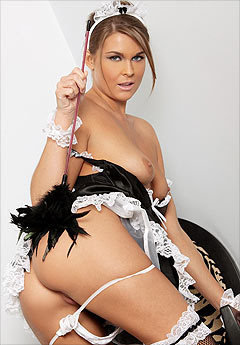 French maid sex nude