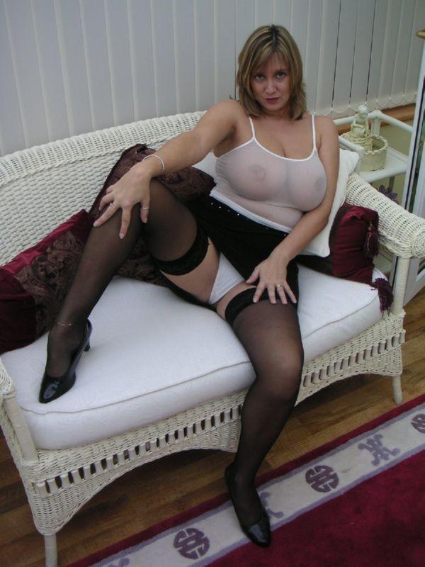 Nylon Big Tits