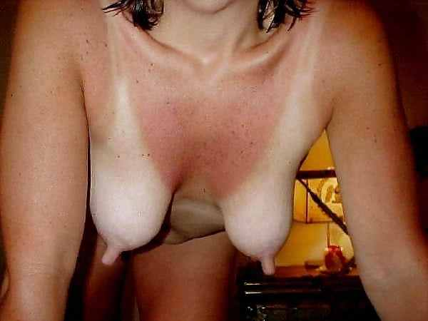 Nude first time self shot
