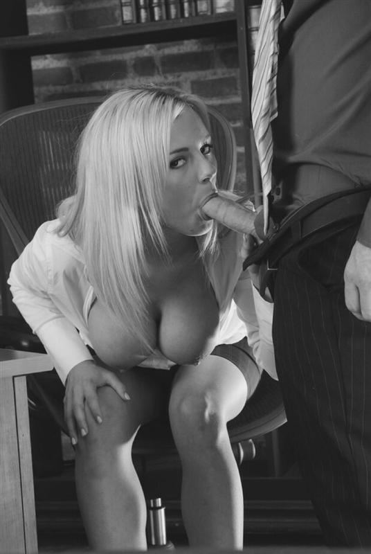 порно фото секретарша сосет