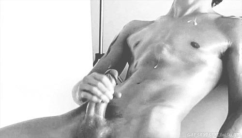 Мужская мастурбация фото гифы